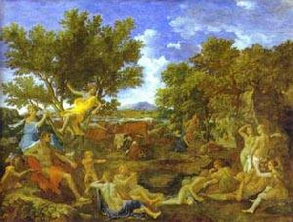 Apollo and daphne 1664 xx paris france